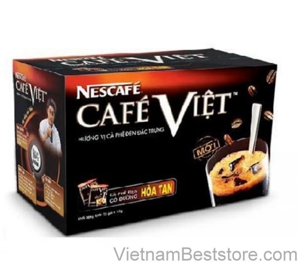 Nescafe Cafe Viet Review